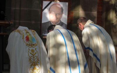 Das Requiem, das eine Wallfahrt war. Gedenken an den ehemaligen Kardinal Meißner am Wallfahrtsort Etzelsbach
