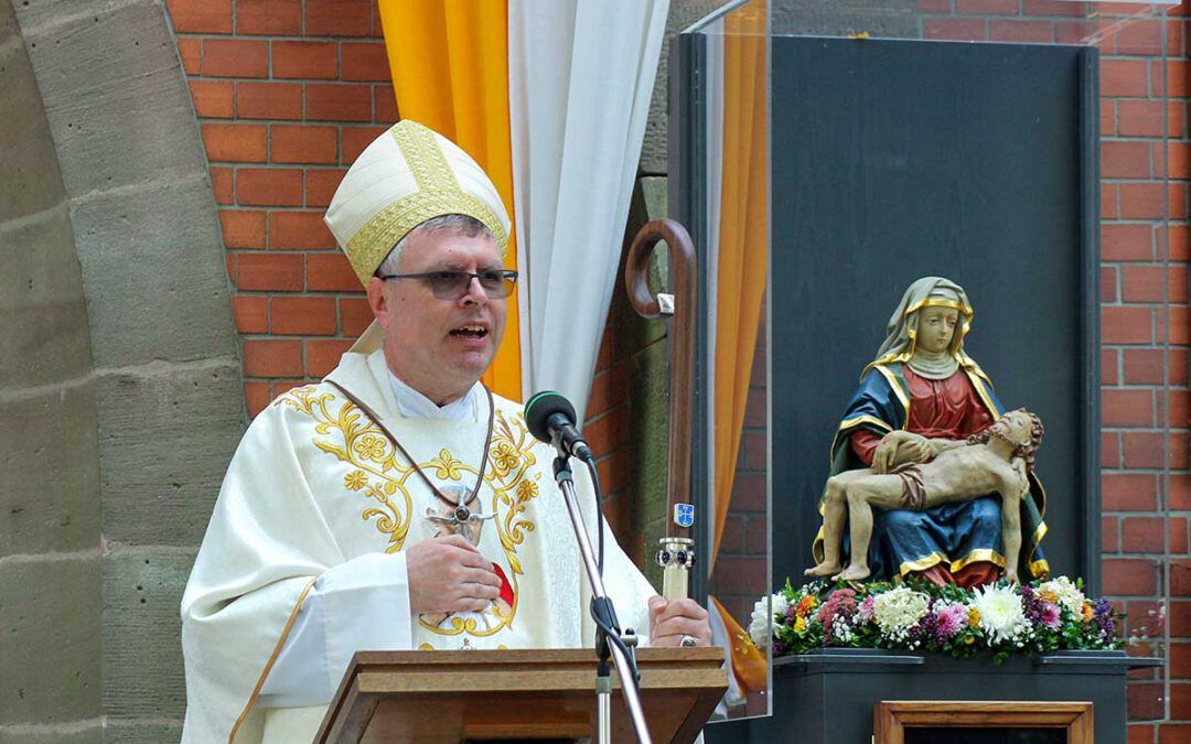 6. Jahresgedächtnis des Papstbesuches in Etzelsbach 2017